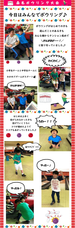 ボーリング大会01画像