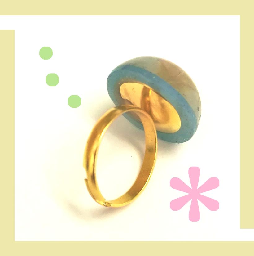 レジン指輪